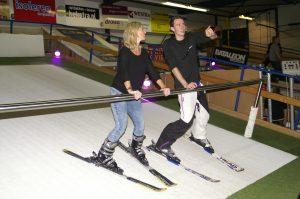 ski- en snowboardlessen