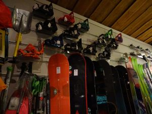 snowboard-verhuur