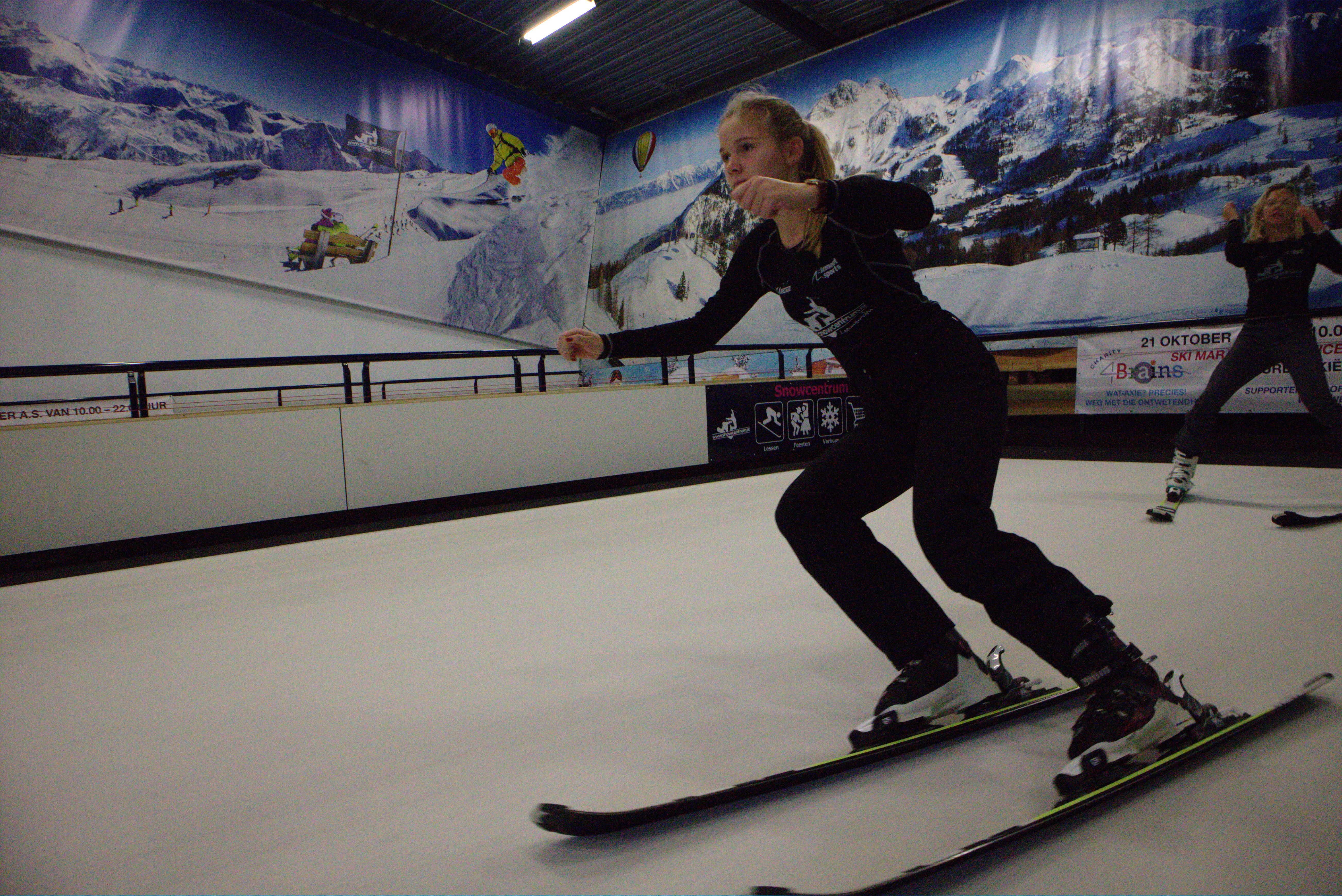 Open Dagen Snowcentrum Joure