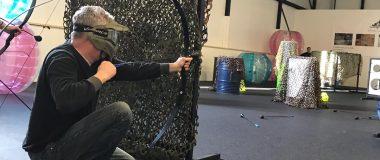 archery tag indoor fun snowcentrum joure friesland