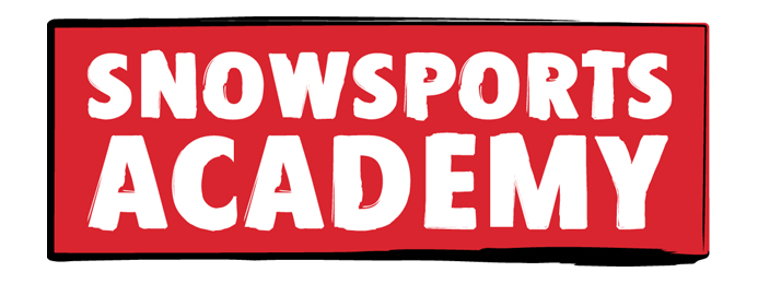 logo snowsports academy indoor rolbaan opleiding