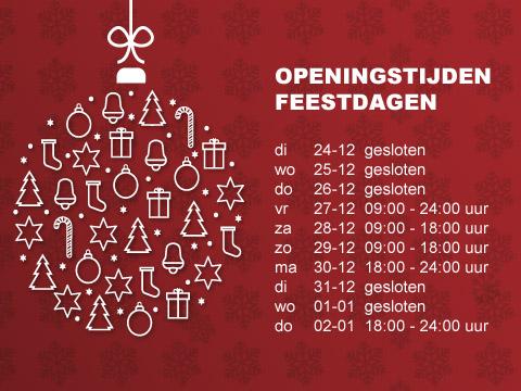 openingstijden feestdagen snowcentrum joure