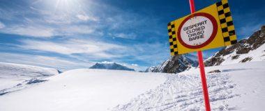 snowcentrum gesloten