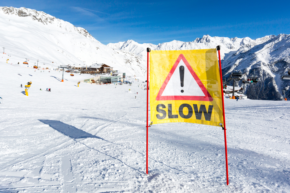 slow down snowcentrum