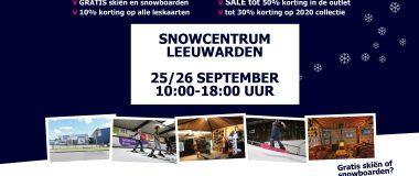 Open Dagen + Skibeurs 2021